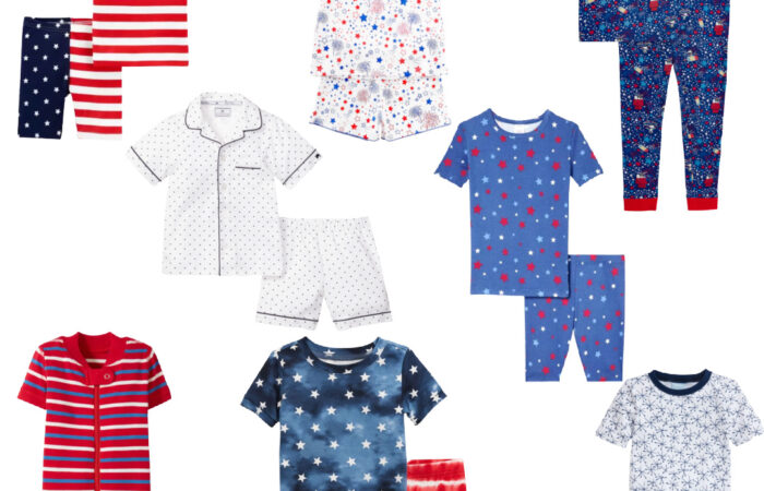 Patriotic Pajamas for Kids