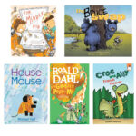 5 Fun Books for Kids this Summer