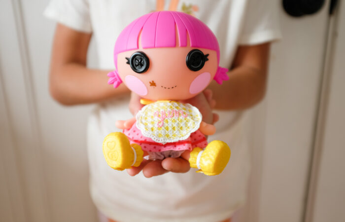 An Old Favorite Is Back: Lalaloopsy