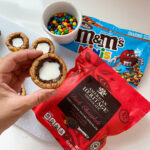 A Fun New Take on After School Milk + Cookies